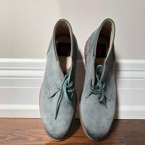 Strellson mens ankle desert boots